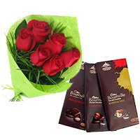 Deliver Rakhi to India with Chocolates in India