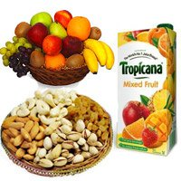 Send Rakhi Gifts to India : Fresh Fruits Delivery