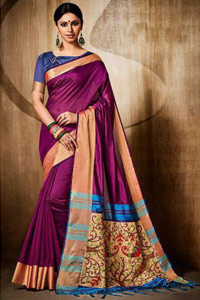 Mothers Day Sarees in India